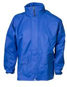 Elka Cleaning jacket, with hood, blue # 076300-003