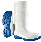 Dunlop FoodPro Purofort Multigrip without steel-toe cap white