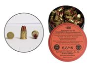 Schermer ammunition red caliber 6,8x15